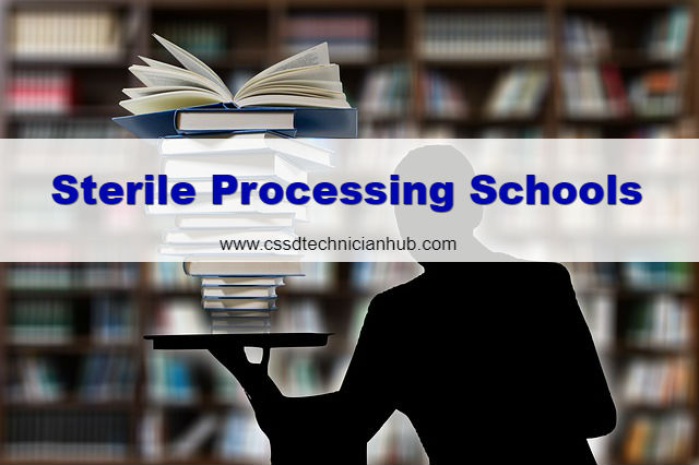 Sterile Processing Technician School In Las Vegas And Other States